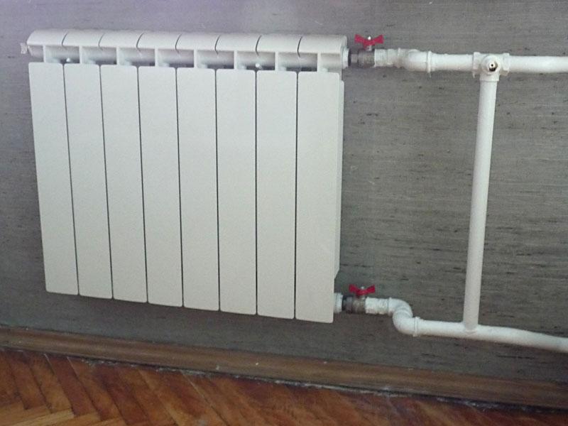 Замена радиаторов отопления в квартире своими руками 89