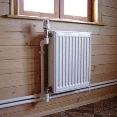 Видео отопление дома своими руками