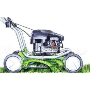 Важность функции мульчирования для газонокосилок
